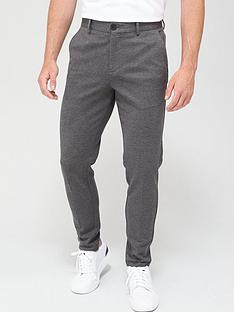 jack-jones-check-skinny-fit-jersey-trousers-light-grey-melange