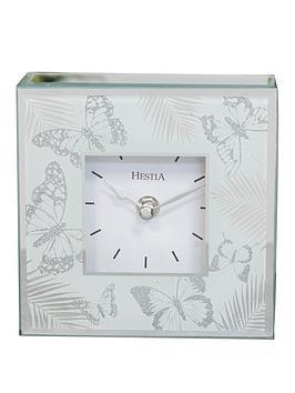 hestia-glass-butterfly-mantel-clock