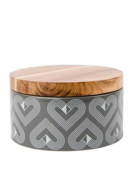 beau-elliot-large-round-ceramic-storage-jar-with-acacia-wood-lid