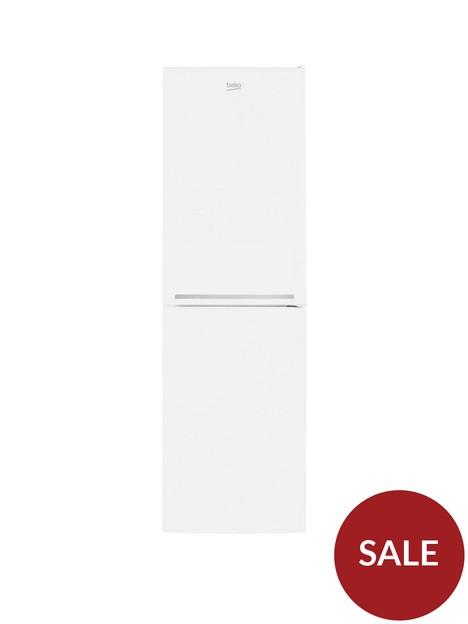 beko-csg3582w-55cm-wide-fridge-freezer-white