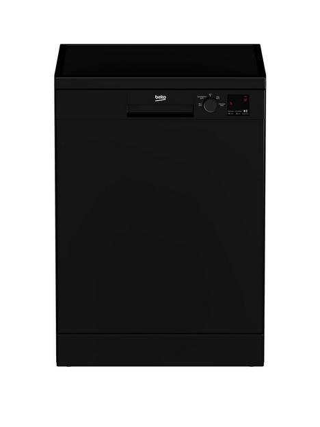 beko-dvn04320b-13-place-freestanding-fullsize-dishwasher-black