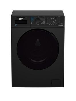 beko-wdl742431b-7kg-wash-4kg-dry-1200-spin-washer-dryer-black