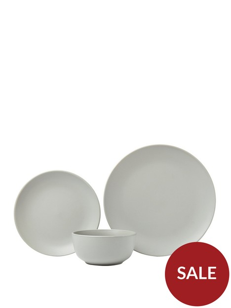 sabichi-12-piece-grey-matt-stoneware-dinner-set