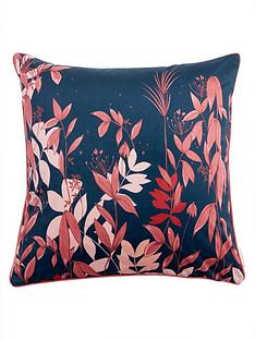 michelle-keegan-home-floral-velvet-cushion
