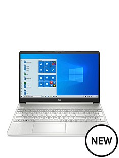 hp-opp-15-laptop-intel-core-i3-1005g1-8gb-ramnbsp128gbnbspssd-windows-10s-156-inch-fhd-silver-with-optional-microsoft-family-365-1-year