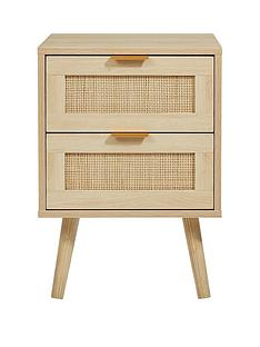 lloyd-pascal-harrison-2-drawer-bedside-cabinet