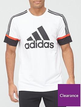 adidas-colour-block-poly-t-shirt-white