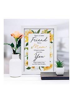 signature-gifts-no-better-friend-than-a-mum-a4-framed-print