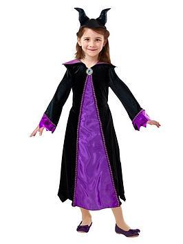 disney-villans-child-maleficent-costume