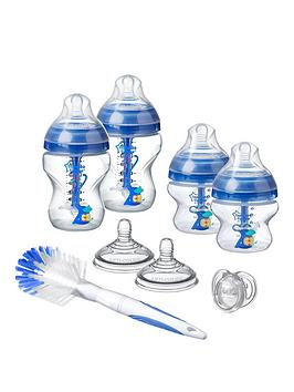 tommee-tippee-tommee-tippee-advanced-anti-colic-decorated-bottle-starter-set-blue