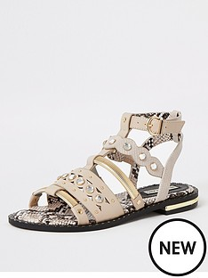river-island-embellished-caged-gladiator-sandals-pink