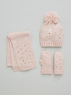 v-by-very-girls-3-piece-set-hat-scarf-and-gloves-light-pink
