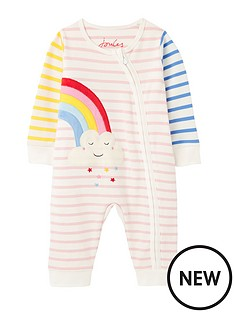 joules-baby-girls-winfield-rainbow-zip-babygrow-multi
