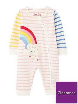 joules-baby-girls-winfield-rainbow-zip-babygrow-multi
