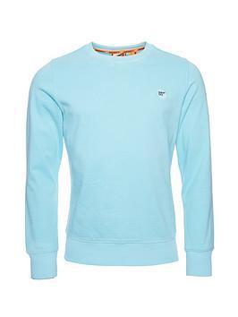 superdry-collective-crew-neck-sweatshirt-blue