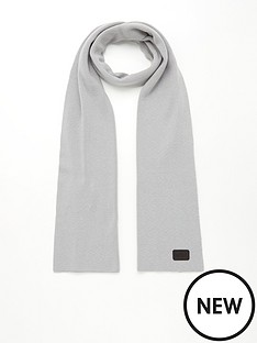 barbour-sensor-scarf-grey