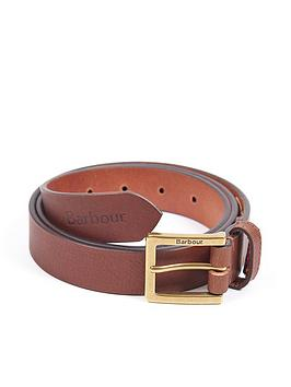 barbour-pull-up-leather-belt-brown