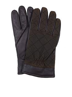 barbour-dale-quilted-wax-gloves-olive
