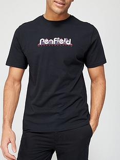 penfield-peak-logo-t-shirt-blacknbsp