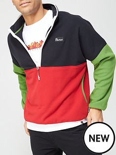 penfield-melwood-14-zip-colour-block-fleece-multinbsp