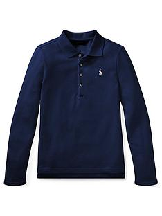 ralph-lauren-girls-classic-long-sleeve-polo-navy