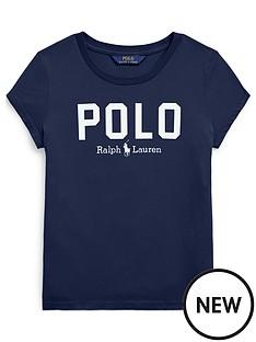 ralph-lauren-girls-short-sleeve-polo-t-shirt-navy