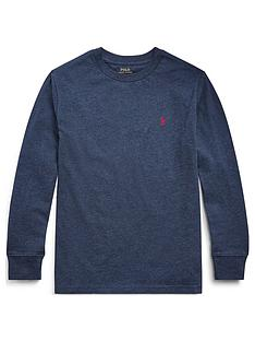 ralph-lauren-boys-classic-long-sleeve-t-shirt-blue-heather