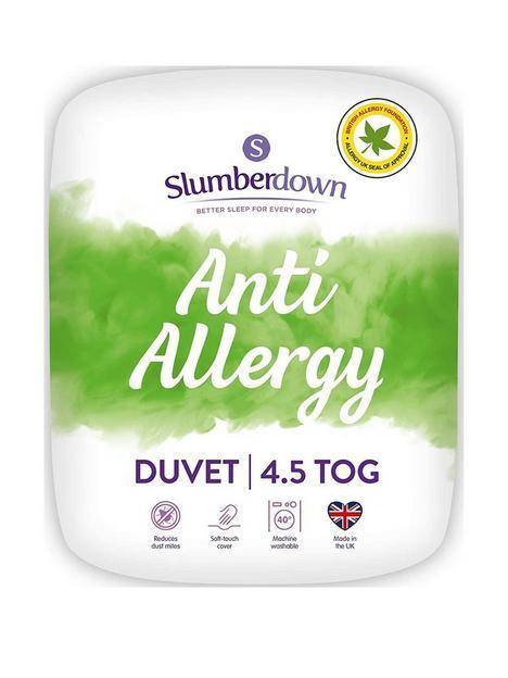 slumberdown-anti-allergy-45-tog-single-duvet