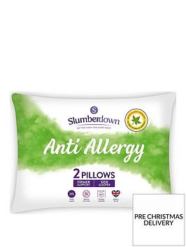 slumberdown-anti-allergy-firm-pillows-ndash-pack-of-2