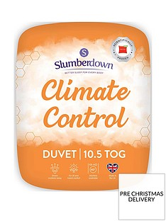 slumberdown-climate-control-105-tog-duvet-ndash-single