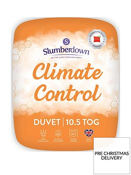 slumberdown-climate-control-105-tog-duvet-ndash-single