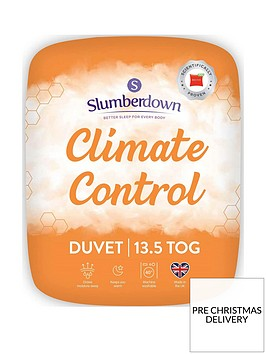 slumberdown-climate-control-135-tog-duvet-ndash-single