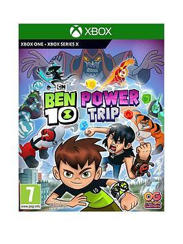 xbox-one-ben-10-power-trip