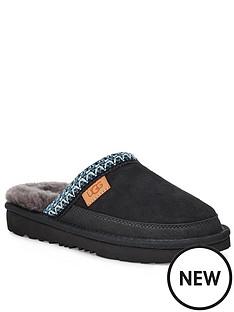 ugg-childrensnbsptasman-ii-slip-on-slipper-navy