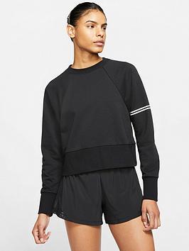 nike-training-get-fit-sweatshirt-blacknbsp