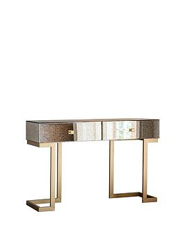 hudson-living-amberly-glass-console-table