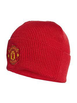 adidas-manchester-united-beanie-hat