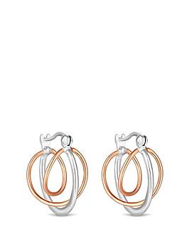 simply-silver-sterling-silver-two-tone-orbit-hoop-earrings