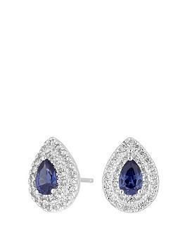 simply-silver-cubic-zirconia-double-halo-blue-pear-earrings