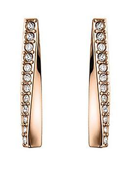 boss-signature-gold-tone-swarovski-crystal-earrings