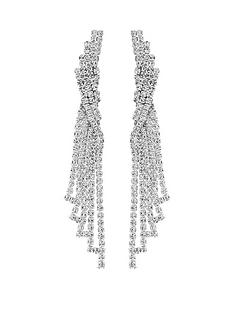 mood-silver-plated-crystal-chandelier-drop-earrings