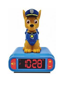 lexibook-paw-patrol-night-light-alarm-clock