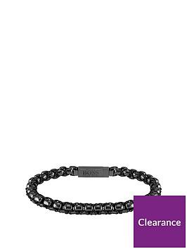 boss-turf-grey-ip-bracelet