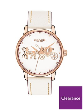 coach-14502973nbspgrand-white-dial-white-leather-strap-watch