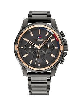 tommy-hilfiger-masonnbspgrey-choronograph-dial-grey-bracelet-mensnbspwatch