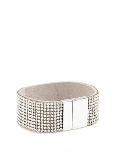 mood-silver-plated-crystal-pave-bracelet