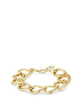 mood-gold-plated-open-link-chain-bracelet