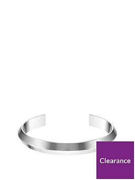 boss-insignia-stainless-steel-bangle-bracelet