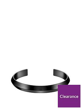 boss-insignia-ip-bangle-bracelet