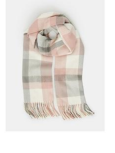 accessorize-poppy-pastel-check-blanket-multi